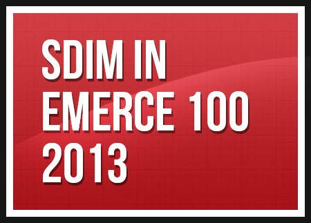 "Emerce 100 ""Best E-business Companies"""