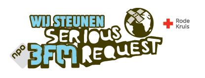 Wij steunen 3FM Serious Request