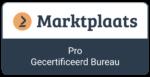Marktplaats Admarkt Pro gecertificeerd bureau