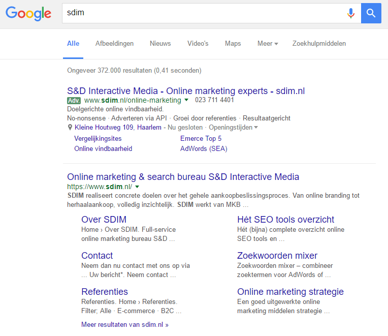 Groene-advertenties-adwords