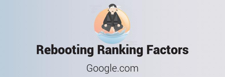 rankingfactoren 2016