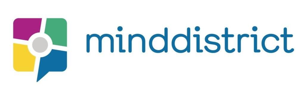 Minddistrict logo