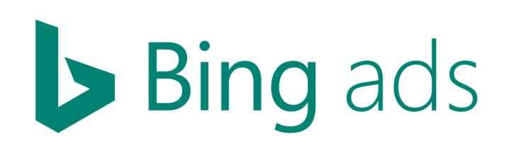 Bing Ads nieuws oktober 2018