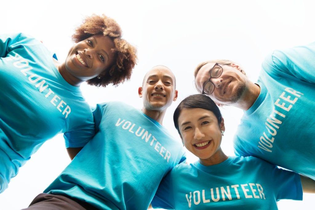 Vrijwilligerswerk gemeenschap