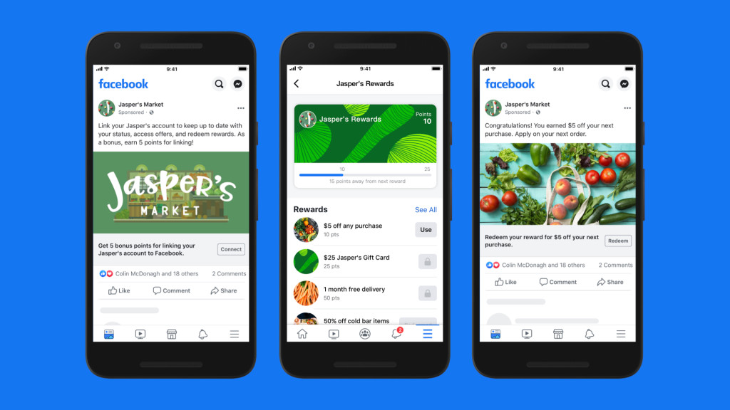 Facebook Shops - Loyalty Program