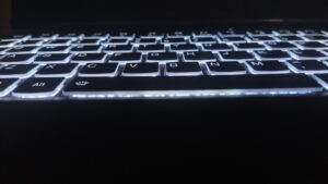 Copywriter toetsenbord